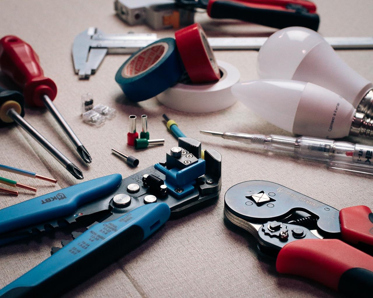 Allerhand Werkzeuge